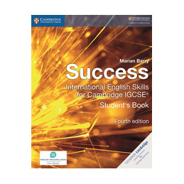SUCCESS INTERNATIONAL ENGLISH SKILLS FOR CAMBRIDGE IGCSE - STUDENT`S BOOK FOURTH EDITION Vol. U