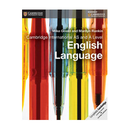 CAMBRIDGE INTERNATIONAL AS AND A LEVEL ENGLISH LANGUAGE COURSEBOOK Vol. U