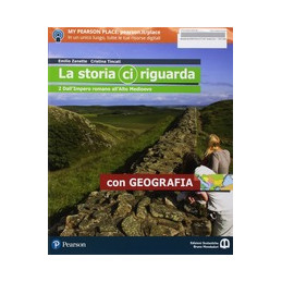 LA STORIA CI RIGUARDA 2. CON GEOGRAFIA ND Vol. 2