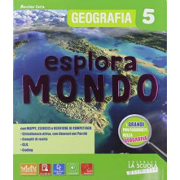 ESPLORAMONDO STORIA GEOGRAFIA 5 KIT ND Vol. 2