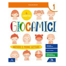 GIOCAMICI VOLUME 1 CONFEZIONE B Vol. 1