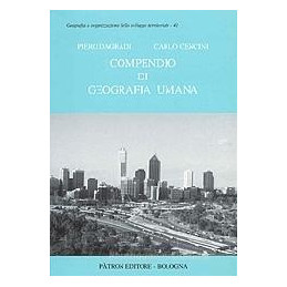 COMPENDIO DI GEOGRAFIA UMANA.