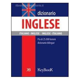 DIZIONARIO INGLESE, TASC.