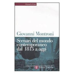 SCENARI DEL MONDO CONTEMPORANEO