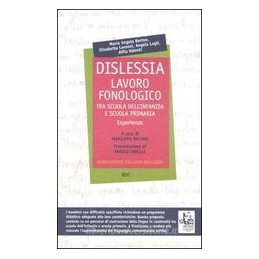DISLESSIA LAVORO FONOLOGICO