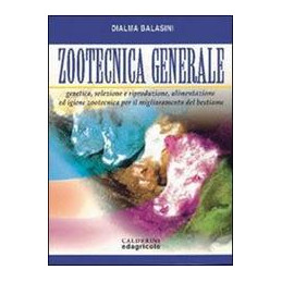 ZOOTECNICA GENERALE X 4 ITA