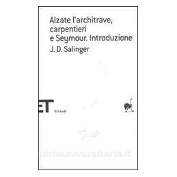ALZATE L`ARCHITRAVE, CARPENTIERI