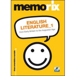 MEMORIX ENGLISH LITERATURE