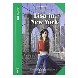 LISA IN NEW YORK. TOP READERS. LEVEL A1