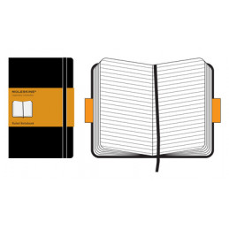 RULED NOTEBOOK LARGE TACCUINO A RIGHE L
