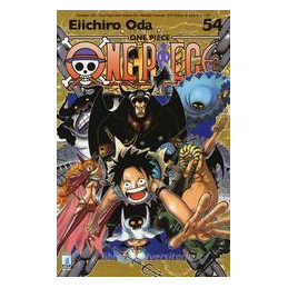 ONE PIECE NEW EDITION N.54