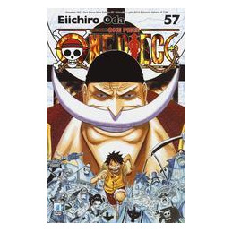 ONE PIECE NEW EDITION N. 57