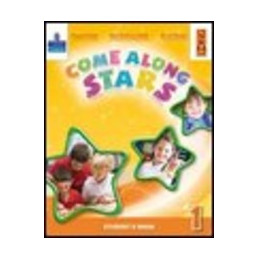 COME ALONG STARS PRACTICE BOOK 3  Vol. 3