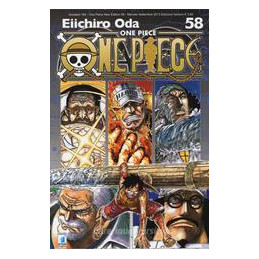 ONE PIECE NEW EDITION N. 58