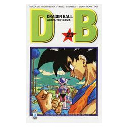 DRAGON BALL EVERGREEN EDITION N. 23