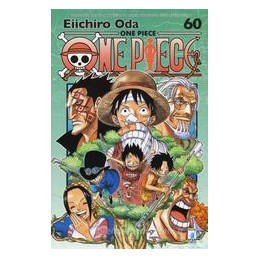 ONE PIECE NEW EDITION N. 60