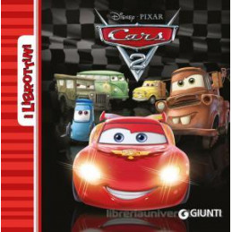 CARS 2 LIBROTTINO R