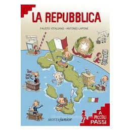 REPUBBLICA A PICCOLI PASSI NE