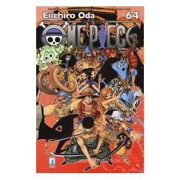 ONE PIECE NEW EDITION N. 64