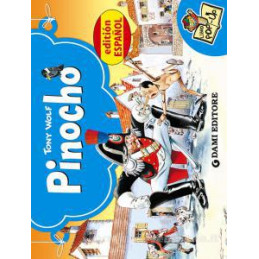PINOCCHIO 3D ED. SPAGN.