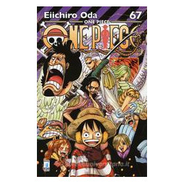 ONE PIECE. NEW EDITION. VOL. 67