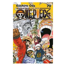 ONE PIECE. NEW EDITION. VOL. 70