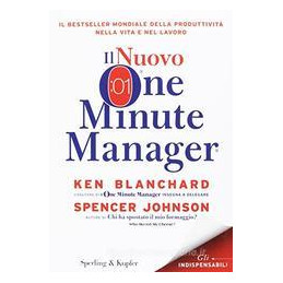 ONE MINUTE MANAGER (L`)