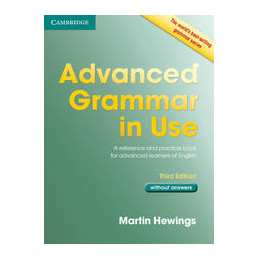 HEWINGS ADVANCED GRAMM.USE 3ED WO/A