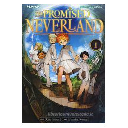PROMISED NEVERLAND (THE). VOL. 1: GRACE FIELD HOUSE