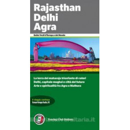 RAJASTHAN, DELHI, AGRA