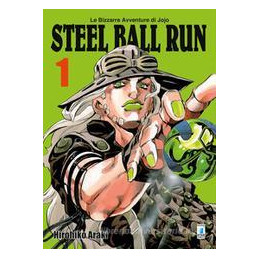STEEL BALL RUN. NEW EDITION. VOL. 1