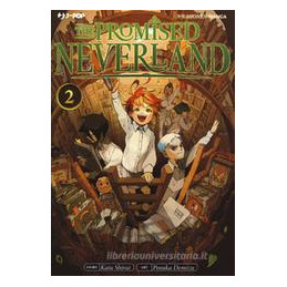 PROMISED NEVERLAND (THE). VOL. 2