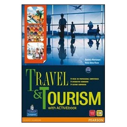TRAVEL &TOURISM WITH ACTIVEBOOK  VOL. U