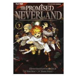 PROMISED NEVERLAND (THE). VOL. 3