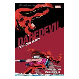 TYPHOID MARY. DAREDEVIL COLLECTION. VOL. 20