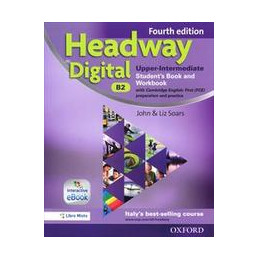 HEADWAY DIGITAL. UPPER-INTERMEDIATE. ENTRY CHECKER-STUDENT`S BOOK-WORKBOOK. WITHOUT KEY. PER LE SCUO