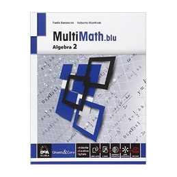 MULTIMATH.BLU ALGEBRA 2