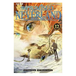 PROMISED NEVERLAND (THE). VOL. 12