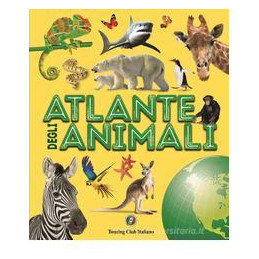 ATLANTE ILLUSTRATO DEGLI ANIMALI