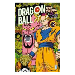 SAGA DI MAJIN BU. DRAGON BALL FULL COLOR (LA). VOL. 2