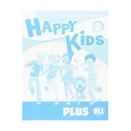 HAPPY KIDS PLUS 3  Vol. 3