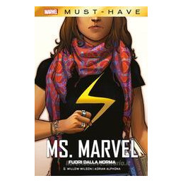 MS. MARVEL. MARVEL MUST HAVE
