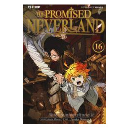 PROMISED NEVERLAND (THE). VOL. 16