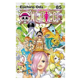 ONE PIECE. NEW EDITION. VOL. 85