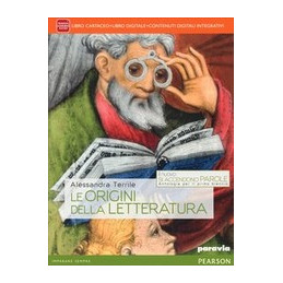 NUOVO SI ACCENDONO PAROLE LE ORIGINI DELLA LETTERATURA LIBRO CARTACEO + ITE + DIDASTORE Vol. U