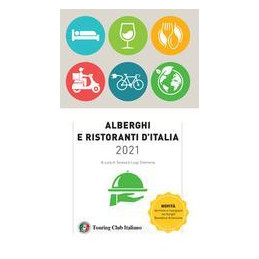ALBERGHI E RISTORANTI D`ITALIA 2021