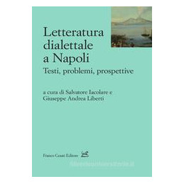 LETTERATURA DIALETTALE A NAPOLI
