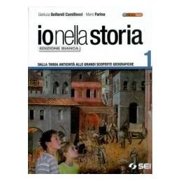 STORIA IN CORSO 1 EDIZIONE DIGITALE BLU LIBRO CARTACEO+ATLANTE GRANDI TRASFORM. ECONOMICHE E SOCIALI