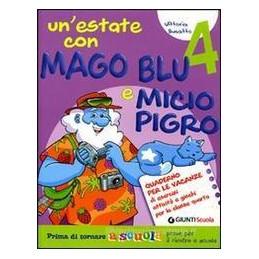 ESTATE CON MAGO BLU E MICIO PIGRO 4
