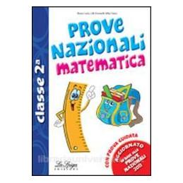 MATEMATICA PROVE CL. 2°PRIM.